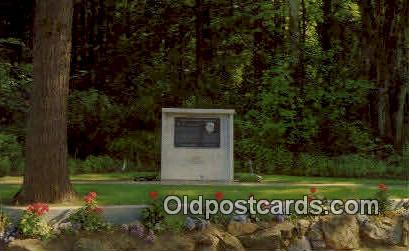 Sanctuary of Our Sorrowful Mother - Portland, Oregon OR Postcard