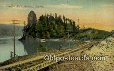 Rooster Rock - Portland, Oregon OR Postcard