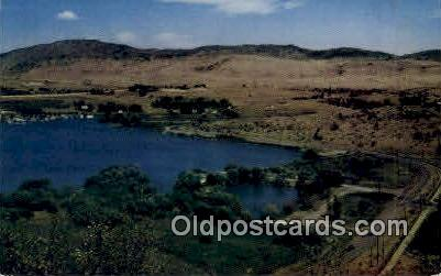 Klamath Lake, OR  ;      :      Klamath Lake, Oregon Postcard