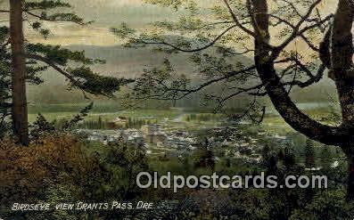 Grants Pass, Oregon ;      :             Grants Pass, OR Postcard