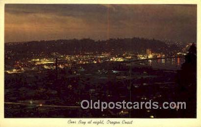 Coos Bay - Oregon Coast Postcards, Oregon OR Postcard