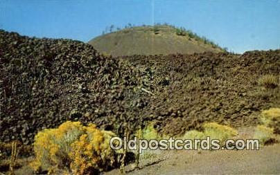 Lava Butte - Bend, Oregon OR Postcard