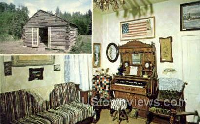 Kerbyville Museum - Oregon OR Postcard