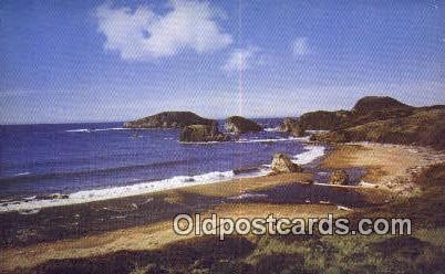 Off Shore Rocks - Oregon Coast Highway Postcards, Oregon OR Postcard