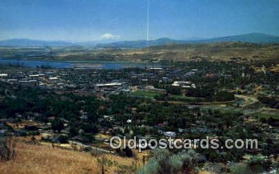 Klamath Falls, OR  ;      :      Klamath Falls, Oregon Postcard