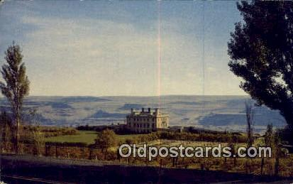 Maryhill Museum - Misc, Oregon OR Postcard