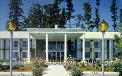 Ramada Inn - Misc, Oregon OR Postcard
