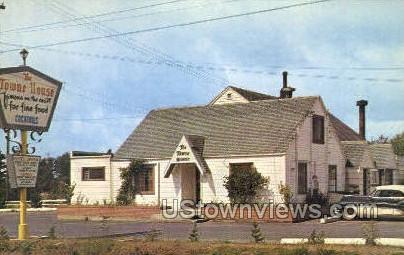 The Towne House - Newport, Oregon OR Postcard