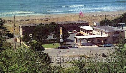 Inn of the Beachcomber - Misc, Oregon OR Postcard