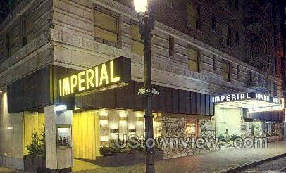 Imperial Hotel - Portland, Oregon OR Postcard