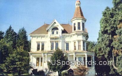 Clatsop County Historical Museum - Astoria, Oregon OR Postcard