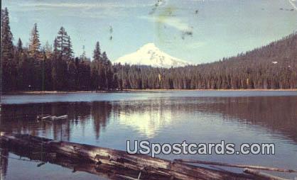 Mt Hood, Oregon Postcard       ;       Mt Hood, OR