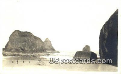 Real Photo - Misc, Oregon OR Postcard
