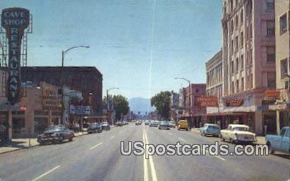 6th Street - Grants Pass, Oregon OR Postcard