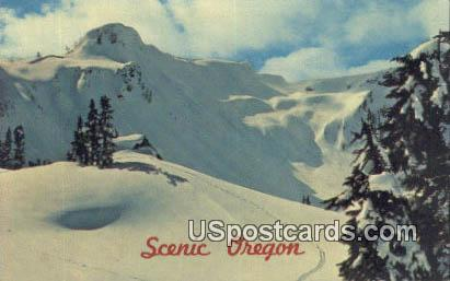 Misc, OR Postcard       ;       Misc, Oregon