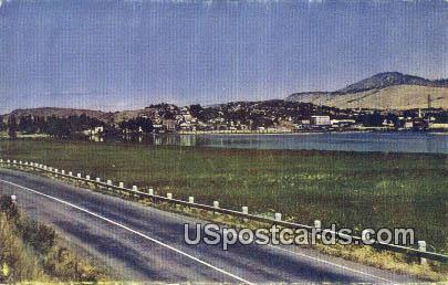 Klamath Falls, Oregon Postcard       ;       Klamath Falls, OR