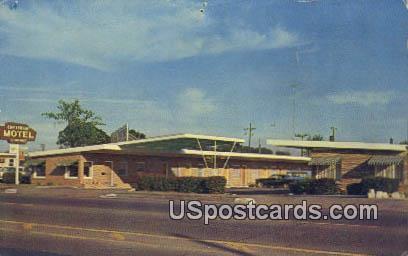 City Center Motel - Albany, Oregon OR Postcard