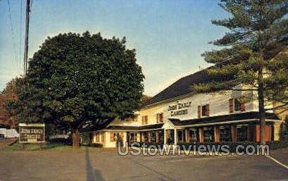 Josh Early Candies - Allentown, Pennsylvania PA Postcard