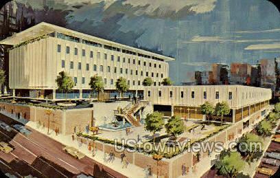City Hall, Allentown - Pennsylvania PA Postcard