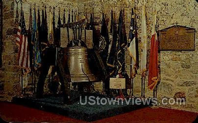 Liberty Bell Shrine - Allentown, Pennsylvania PA Postcard