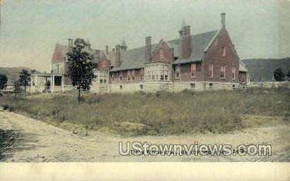 New Hospital - Bradford, Pennsylvania PA Postcard