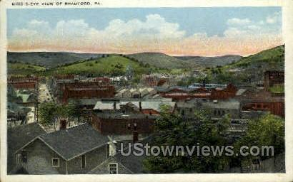 Bradford, Pennsylvania, PA, Postcard