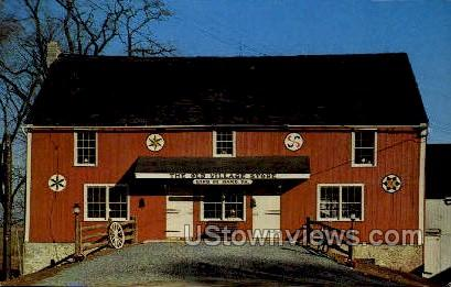 The Old Village Store - Bird-in-Hand, Pennsylvania PA Postcard