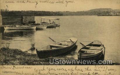 1267 Beach Lake, Wayne Co. - Pennsylvania PA Postcard