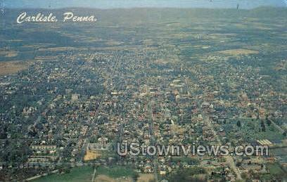 Carlisle, Pennsylvania, PA, Postcard