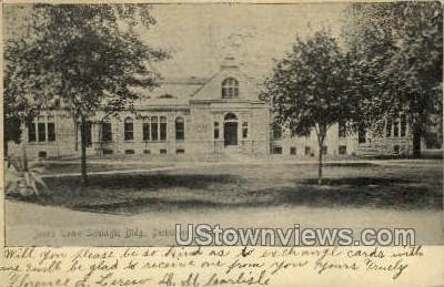 Dickinson College - Carlisle, Pennsylvania PA Postcard