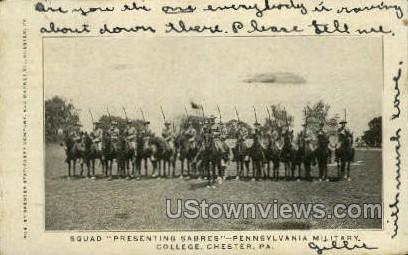 Pennsylvania Military College - Chester Postcard