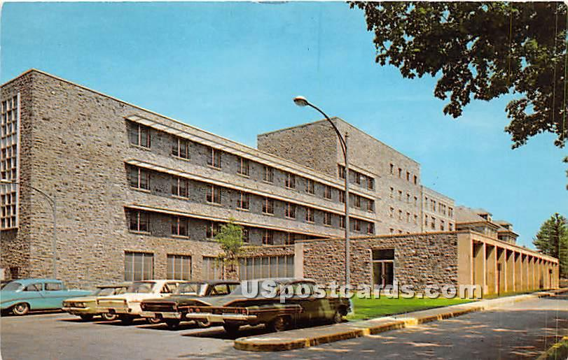Carlisle Hospital - Pennsylvania PA Postcard