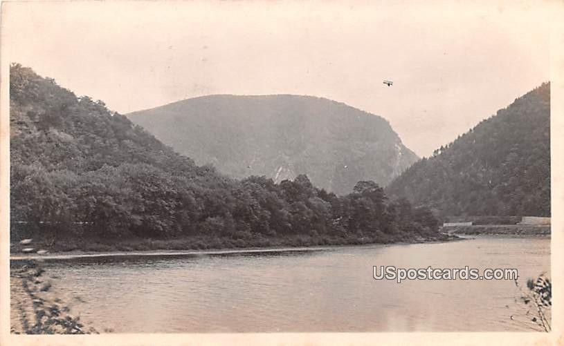 Water View - Delaware Water Gap, Pennsylvania PA Postcard
