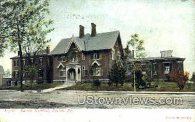 Easton Hospital - Pennsylvania PA Postcard