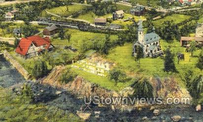 Country Club - Hershey, Pennsylvania PA Postcard
