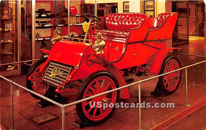 1903 Cadillac - Hershey, Pennsylvania PA Postcard