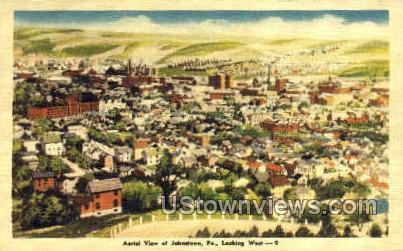 Johnstown, Pennsylvania, PA, Postcard
