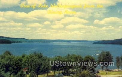 Lake Wallenpaupack, Pennsylvania, PA, Postcard