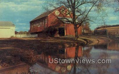 Penn. Dutch Country - Lancaster, Pennsylvania PA Postcard