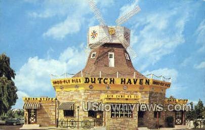 Dutch Haven Amish Stuff, Inc. - Lancaster, Pennsylvania PA Postcard