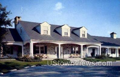 Conestoga Motor Inn - Lancaster, Pennsylvania PA Postcard