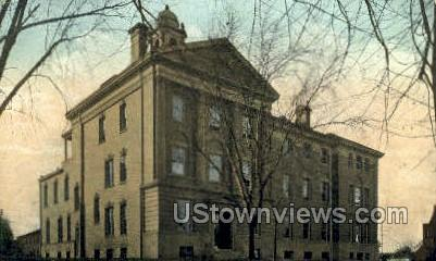 General Hospital - Lancaster, Pennsylvania PA Postcard