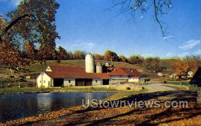 Roadside America - Lancaster, Pennsylvania PA Postcard