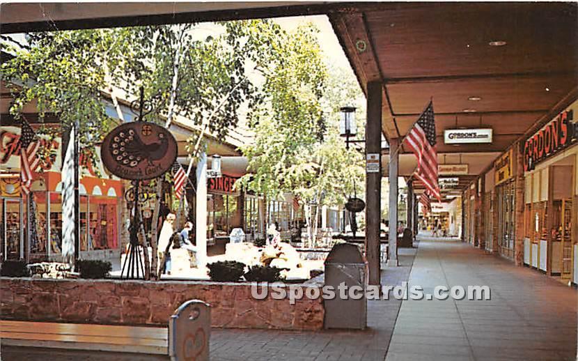 Lebanon Plaza Shopping Center - Pennsylvania PA Postcard
