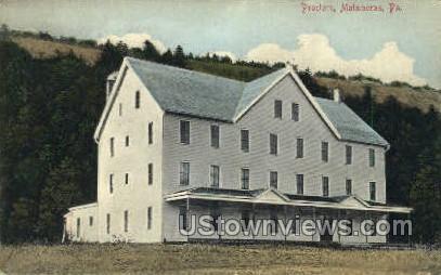 Proctors - Matamoras, Pennsylvania PA Postcard