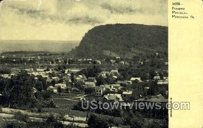Prospect Mountain - Matamoras, Pennsylvania PA Postcard