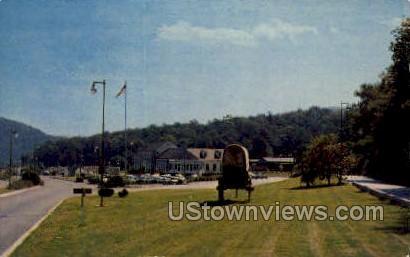 Highway - Misc, Pennsylvania PA Postcard
