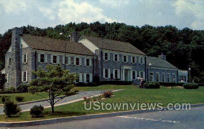 Midway, Penn Turnpike - Misc, Pennsylvania PA Postcard