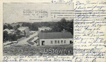 Aldenville, Pennsylvania, PA, Postcard