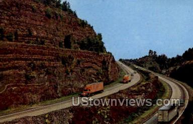Keystone Shortway - Misc, Pennsylvania PA Postcard